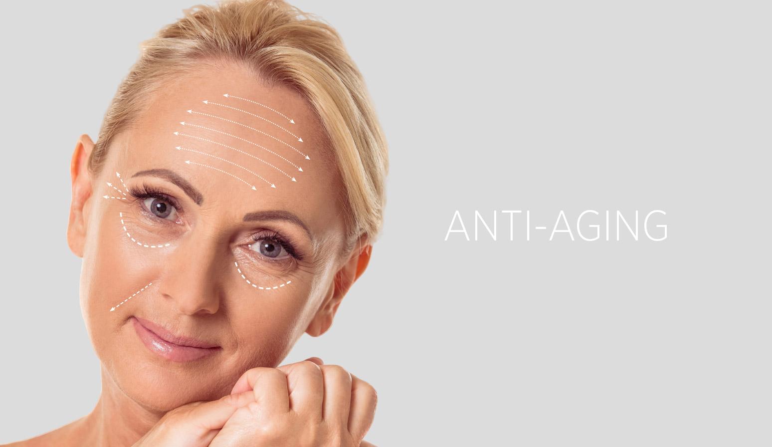 anti aging cilt gençleştirme yöntemi